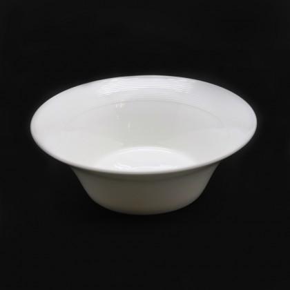 (Set of 2) Nakano Hans Series Fine Porcelain Flare Rim Bowl, 220ml